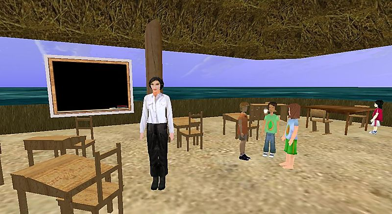 Notes on using Teen Second Life. 3. Notes on using Quest Atlantis