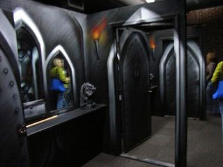 Gaunt rooms